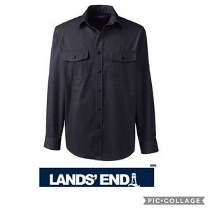 Lands End Work-shirt
